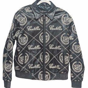 Marc Buchanan Women's Leather Cadillac Jacket